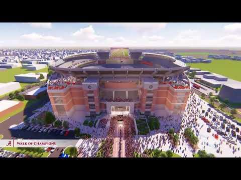 A few reasons why Alabama's rethinking Bryant-Denny Stadium
