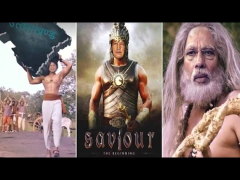 Congress projects Rawat as 'Bahubali' in poll video, going viral