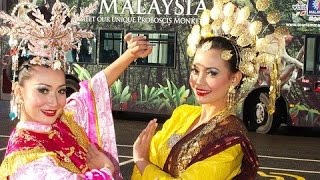 MALAYSIA Truly Asia Dance - Theme Song - Festival Orang Asli [HD]