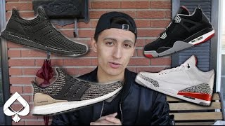 ADIDAS ULTRA BOOST 4.0 LEAKED! | BEST YEEZY TO BUY FIRST? My TOP 3 SNEAKERS? (News + Q&A)