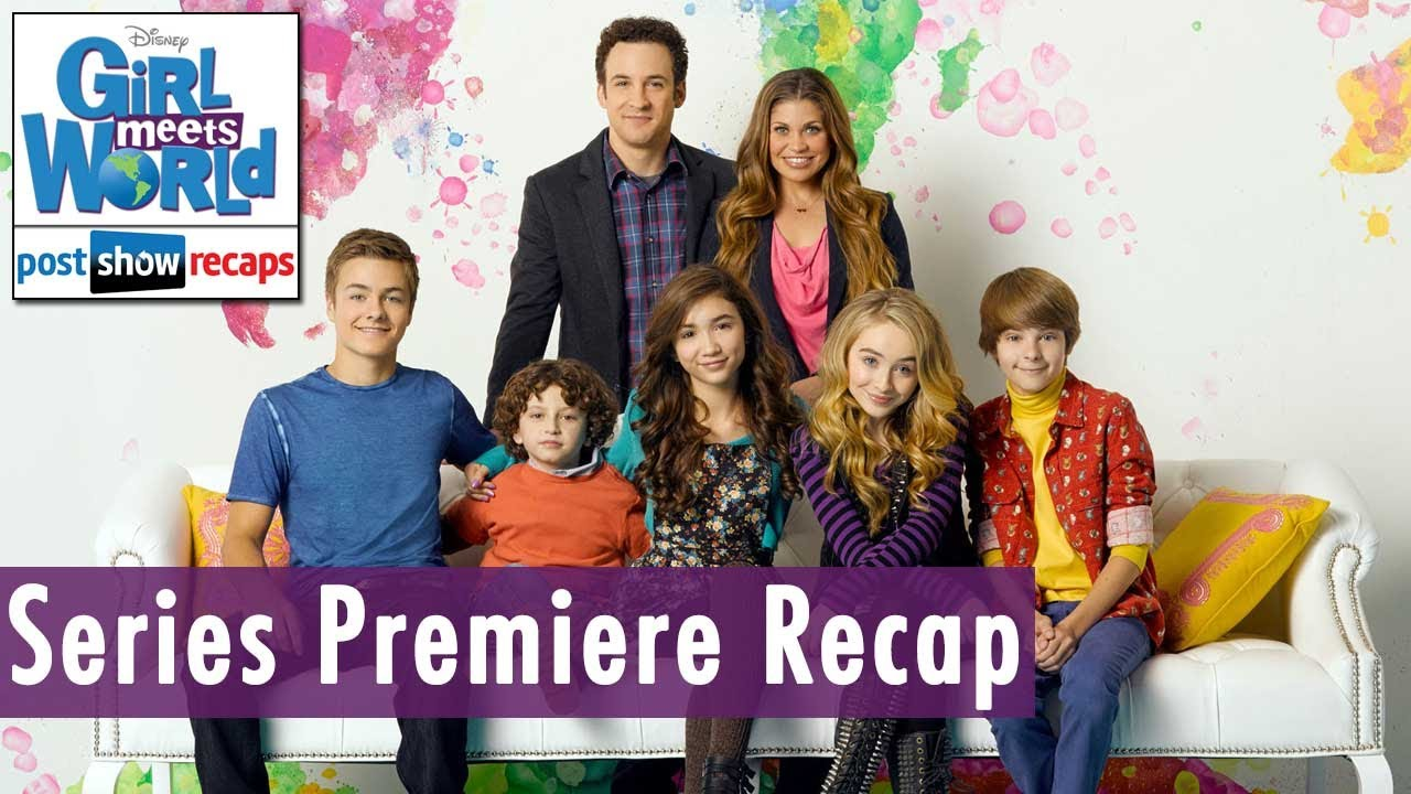 Watch Girl Meets World Online Watch Series