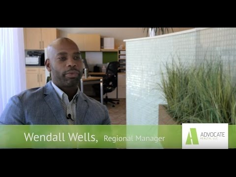 Wendall Wells, Advocate Health, LLC Regional Manager