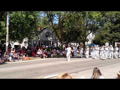 Fourth of July parade, Bristol, RI, 2016