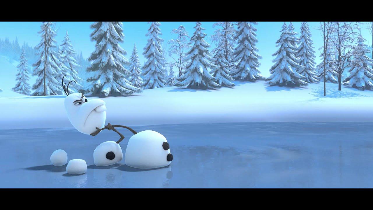 Frozen il regno di ghiaccio teaser trailer italiano