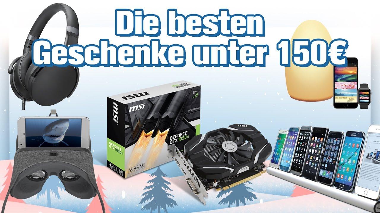 die besten technik-geschenke unter 150 euro (2016) | deutsch