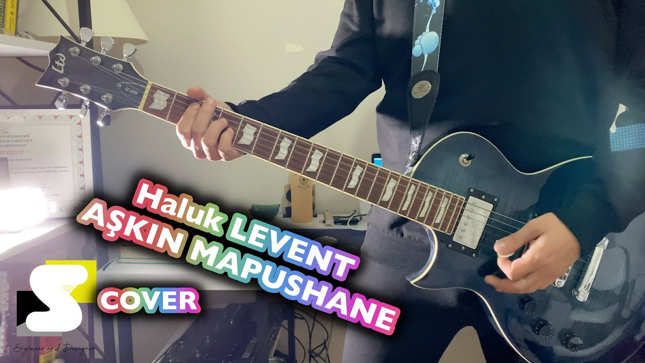 Haluk Levent - Aşkın Mapushane ( Backing Track for Guitar )