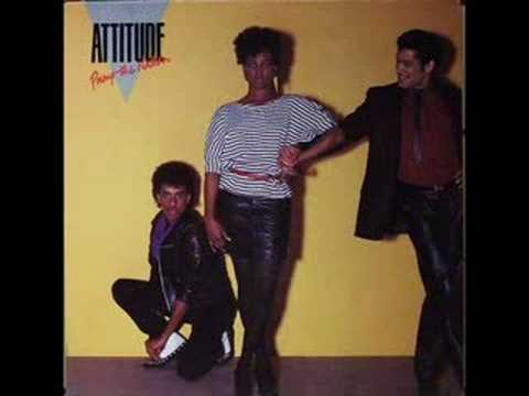Attitude - If You Could Read My Mind