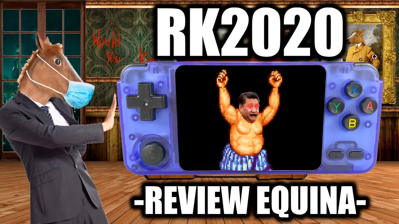 RK2020 review equina