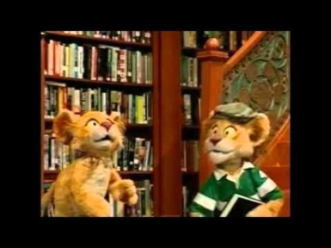 Between the Lions episode 32 Humph, Humph, Humph