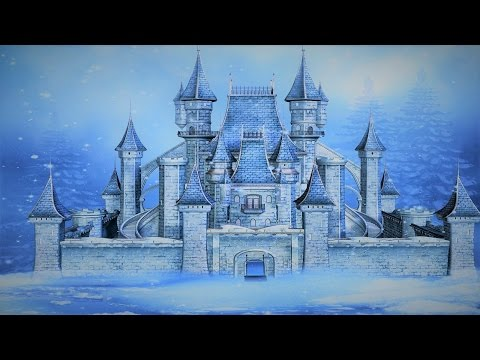 Dark Winter Music - Dark Halls of Ice
