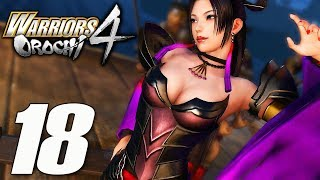 "Warriors Orochi 4 Story Mode Gameplay PC #18 | ""The New Sages"" [No Commentary] HD 1080p"