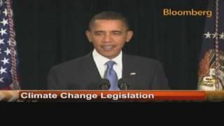 EU's Bruton Discusses Climate Change Legislation: Video
