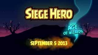 Siege Hero: Age of Wizards on iOS September 5th