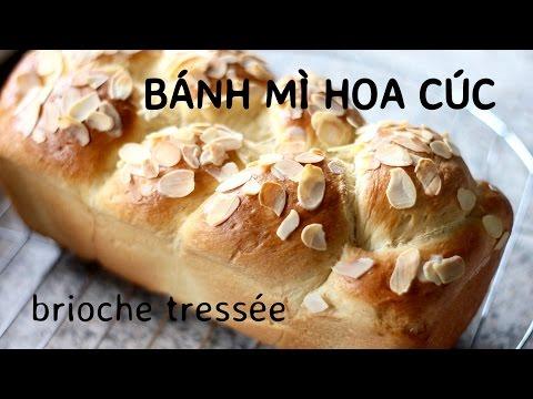 cách-làm-bánh-mì-hoa-cúc-harrys---brioche-tressée-recipe