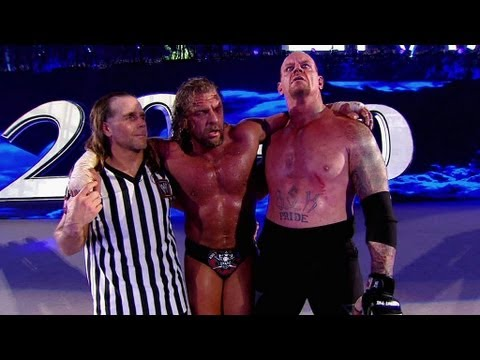 Image result for wrestlemania 28 hell in a cell