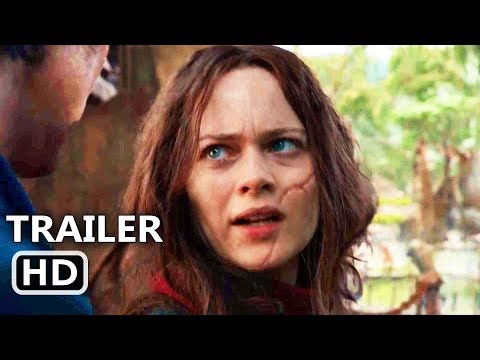 MORTAL ENGINES Trailer # 2 (NEW 2018) Peter Jackson Sci-Fi