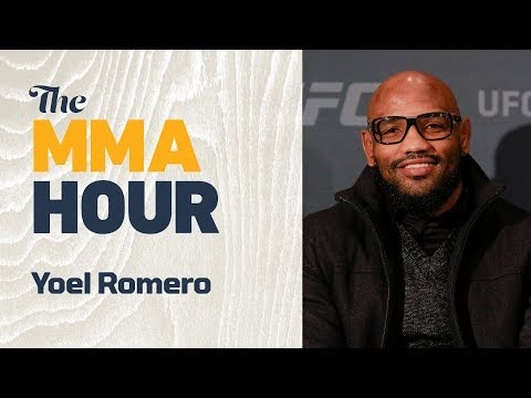 Yoel Romero Not Surprised Michael Bisping lost to GSP: 'I Knew This Guy Had Nothing For St-Pierre'
