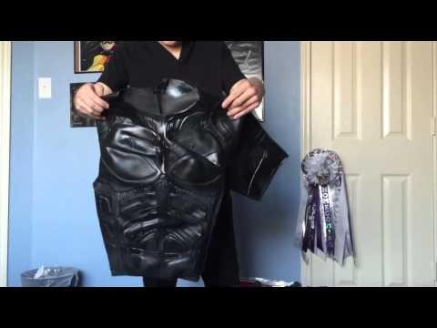 Batman Halloween Costume Unboxing