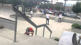 Some clips from Sk8 Skates Camp