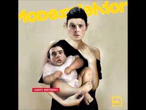 Modeselektor HappyBirthday [full album]