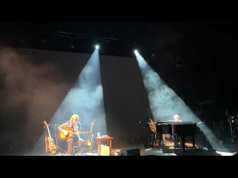 """Trey Anastasio & Page McConnell 6/19/21 """"Mountains In The Mist"""" at SPAC"""