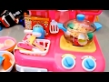 Kitchen Set Toys Videos Baby Cooking Toys Video for Kids and Kidkraft Play Kitchen