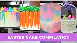 AMAZING Easter Cakes Compilation