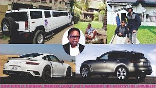 How rich is Chinedu Ikedieze Aki in 2019 Akis Mansions Cars Luxuries  Assets
