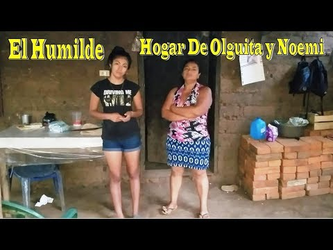 DESPERTAMOS CON OLGUITA Y SU MAMÁ - EN LA HUMILDE CASA DE OLGUITA Y NOEMÍ PARTE 1   ELSALVADORGO!