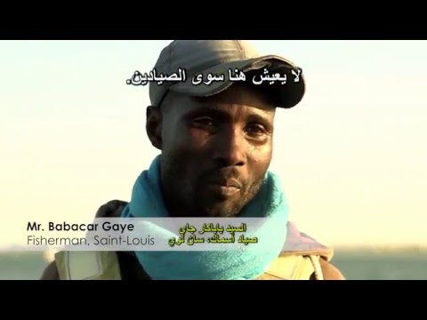 Climate action in Senegal: Services for fishing communities - العربية