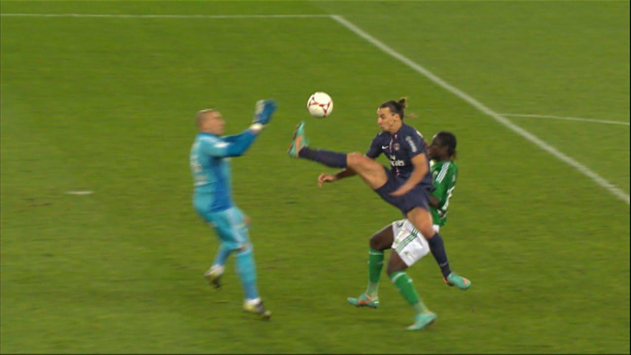Paris Saint Germain As Saint Etienne 1 2 Highlights Psg