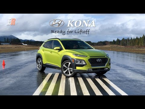 NEW 2018 Hyundai Kona Review Sub Compact SUV