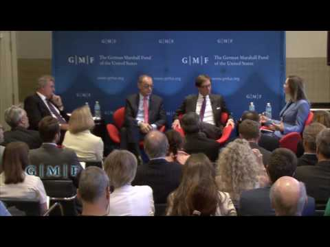The Future of Europe: A Conversation with the U.K., EU, and German Ambassadors to the U.S.