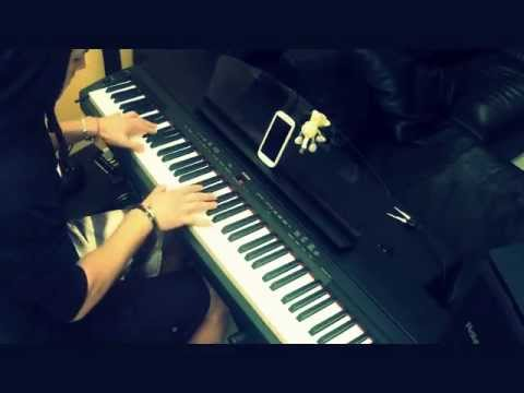 A l'horizon - Kery James feat Corneille par HOBIEDREAM  [Piano HQ]