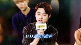 EXO D.O & Chanyeol - billionaire [Travie McCoy ft. Bruno Mars]