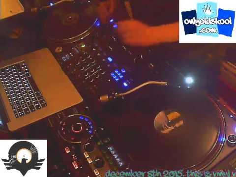 Vinyl Vinnie @ OOS Radio Techno Tuesday Episode 037