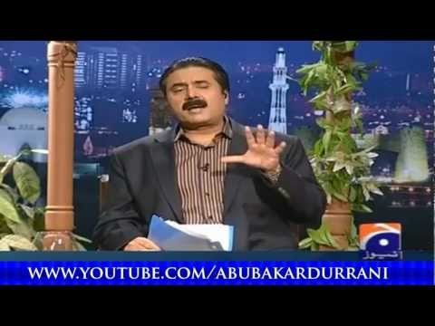 History of Quetta City & The Legends By Geo Tv khabar naak Program
