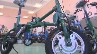 Электровелосипед: Сделано в России. Утро на 5