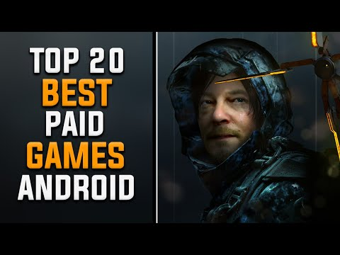 Top 20 Best Paid Games On Android | High Graphic Android Games (Online/Offline)