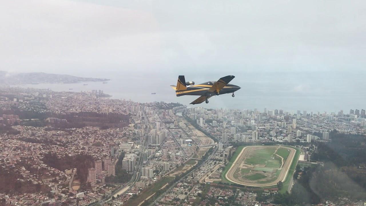 Primer Vuelo de un Subsonex de Sudamerica aterriza en Nuestro Club