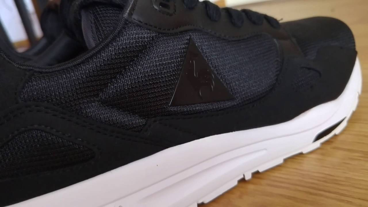 le coq sportif lcs r900 unboxing on feet youtube. Black Bedroom Furniture Sets. Home Design Ideas