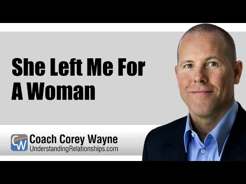 She Left Me For A Woman - YouTube