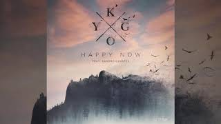 Kygo - Happy Now Feat. Sandro Cavazza (Bass Boosted)