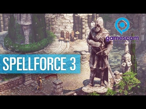 Spellforce 3 Gameplay