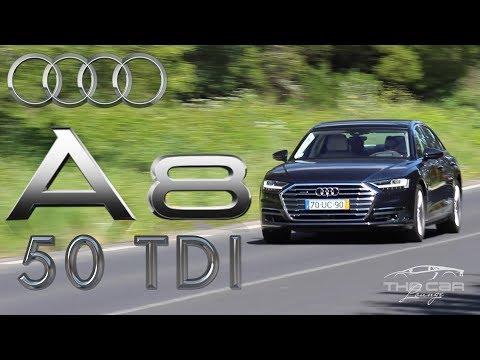 Audi A8 50 TDI quattro Tiptronic - Supremacia tecnológica!