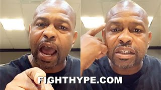ROY JONES JR. WARNS MIKE TYSON I EAT PIG EARS...BLOOD FLOWING; GOES IN ON BORN & BRED BREAKDOWN YouTube Videos