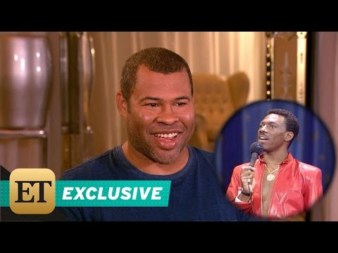 EXCLUSIVE: Jordan Peele Reveals How Eddie Murphy Inspired 'Get Out'