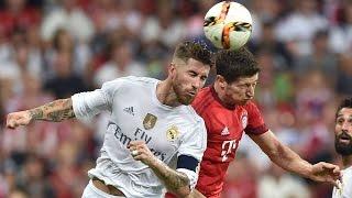 """Experten von """"Real Total"""" sicher: Ramos wird testen, ob Lewandowskis Schulter hält"""