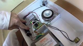 Аппарат точечной сварки на трансформаторе от микроволновой печи(, 2015-04-01T13:39:29.000Z)