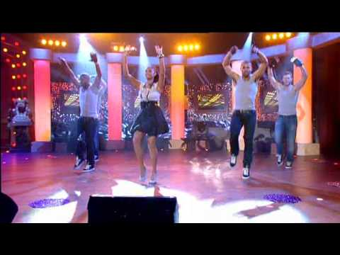 Alesha Dixon - Let's Get Excited - 5.05.09 Paul O´Grady Show 5th May 2009 Live